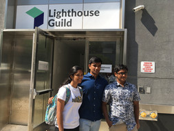 Visiting the Lighthouse Guild