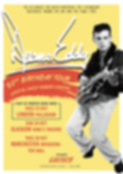 Duane Eddy UK Tour