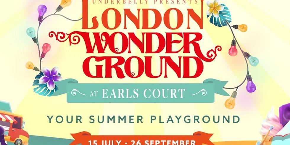 Bob Harris - The Whispering Years @ London Wonderground