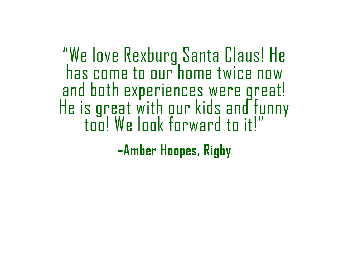 Review - Amber Hoopes