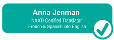 NAATI-French and Spanish Anna Jenman.png