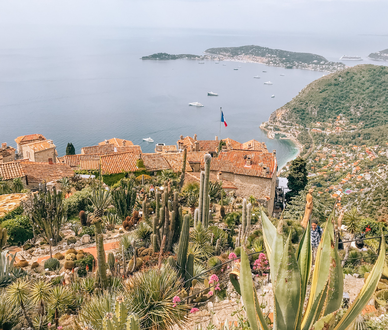Eze south of france
