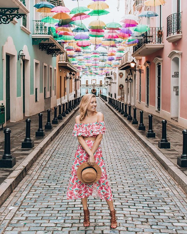 San Juan Puerto Rico, Calle de la Fortaleza