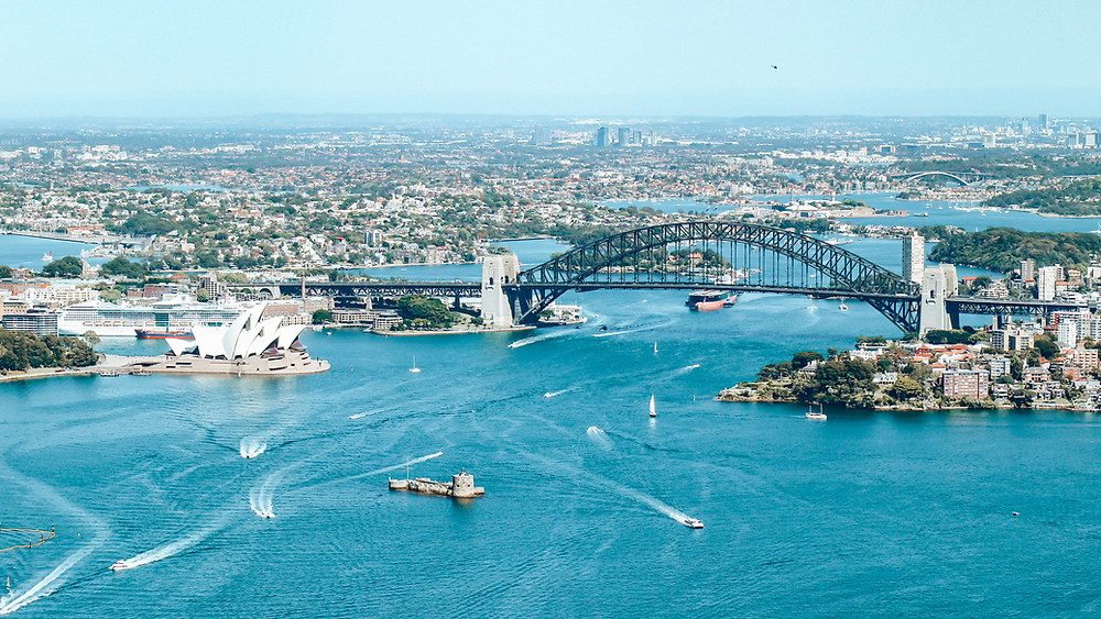 Sydney Harbour- Epic experiences you MUST have in Sydney!