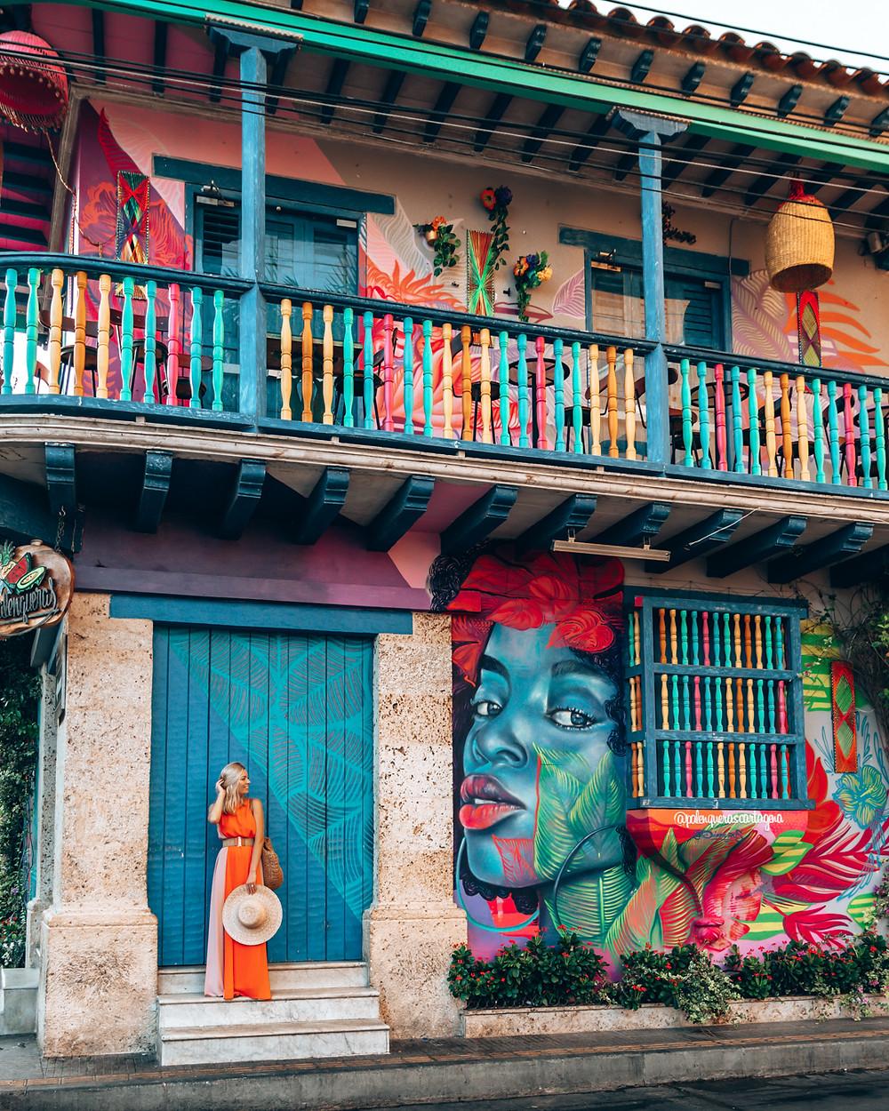 Cartagena, Colombia Getsemani