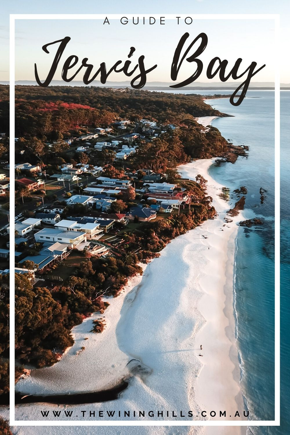 A guide to Jervis Bay. What to do, where to eat, and what to see!