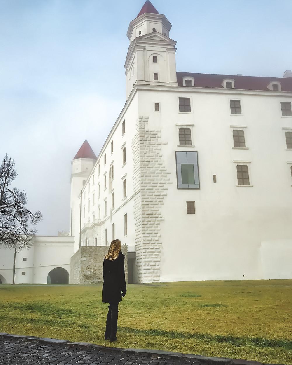 Bratislava castle slovakia