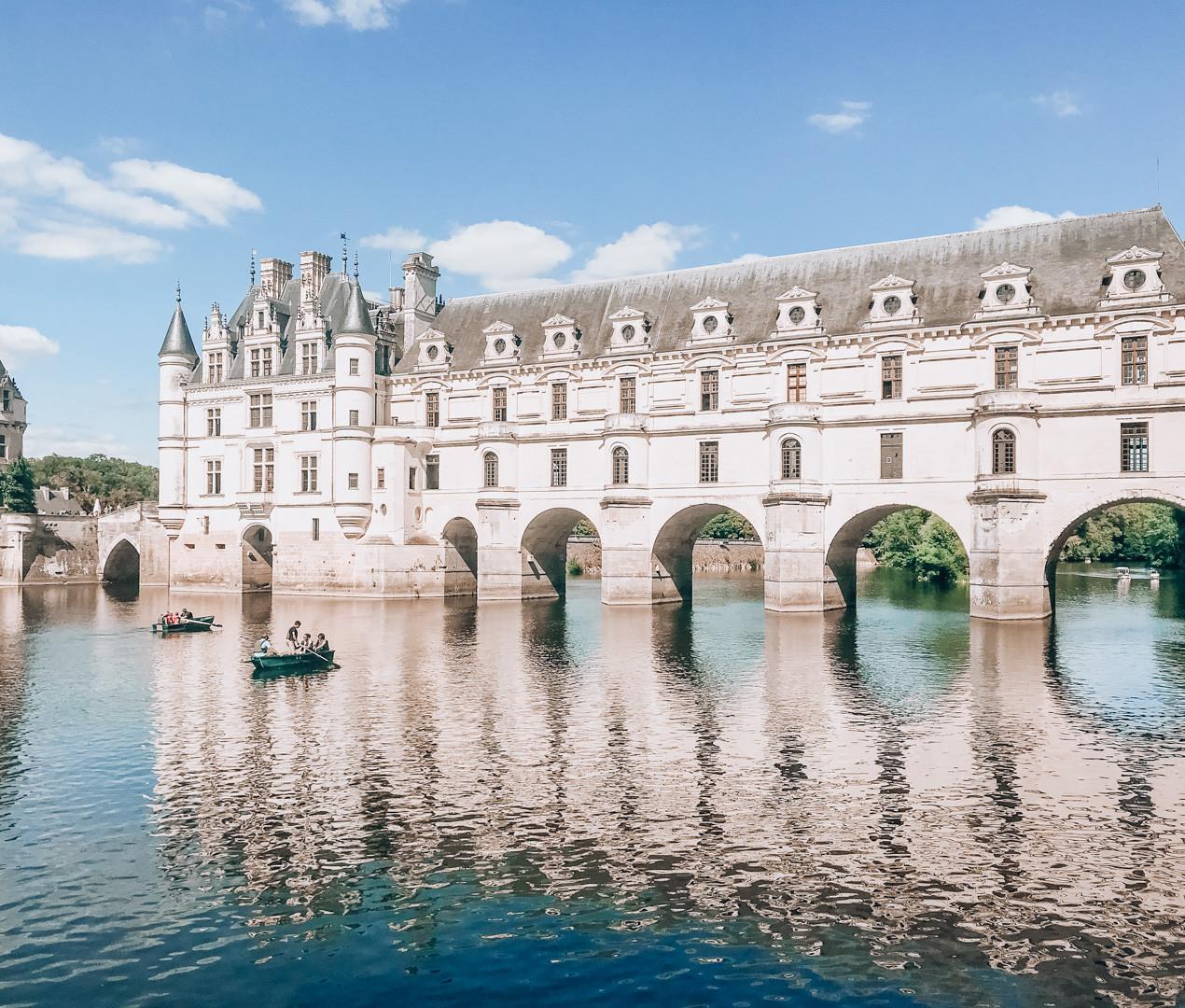 Tours France Chateau de Chambord