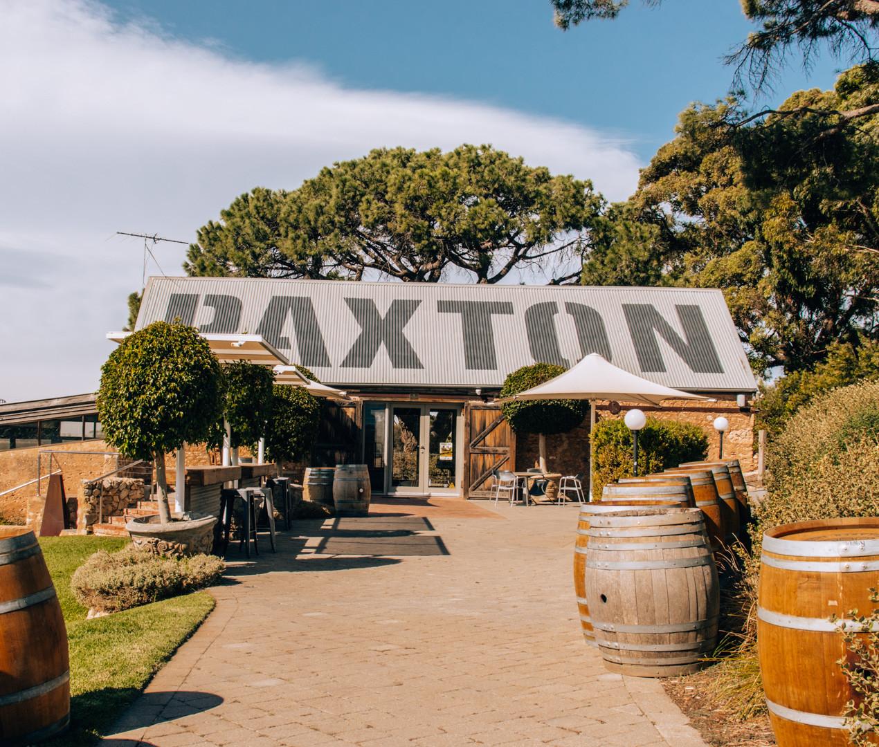 Paxton Winery McLaren Vale South Australia