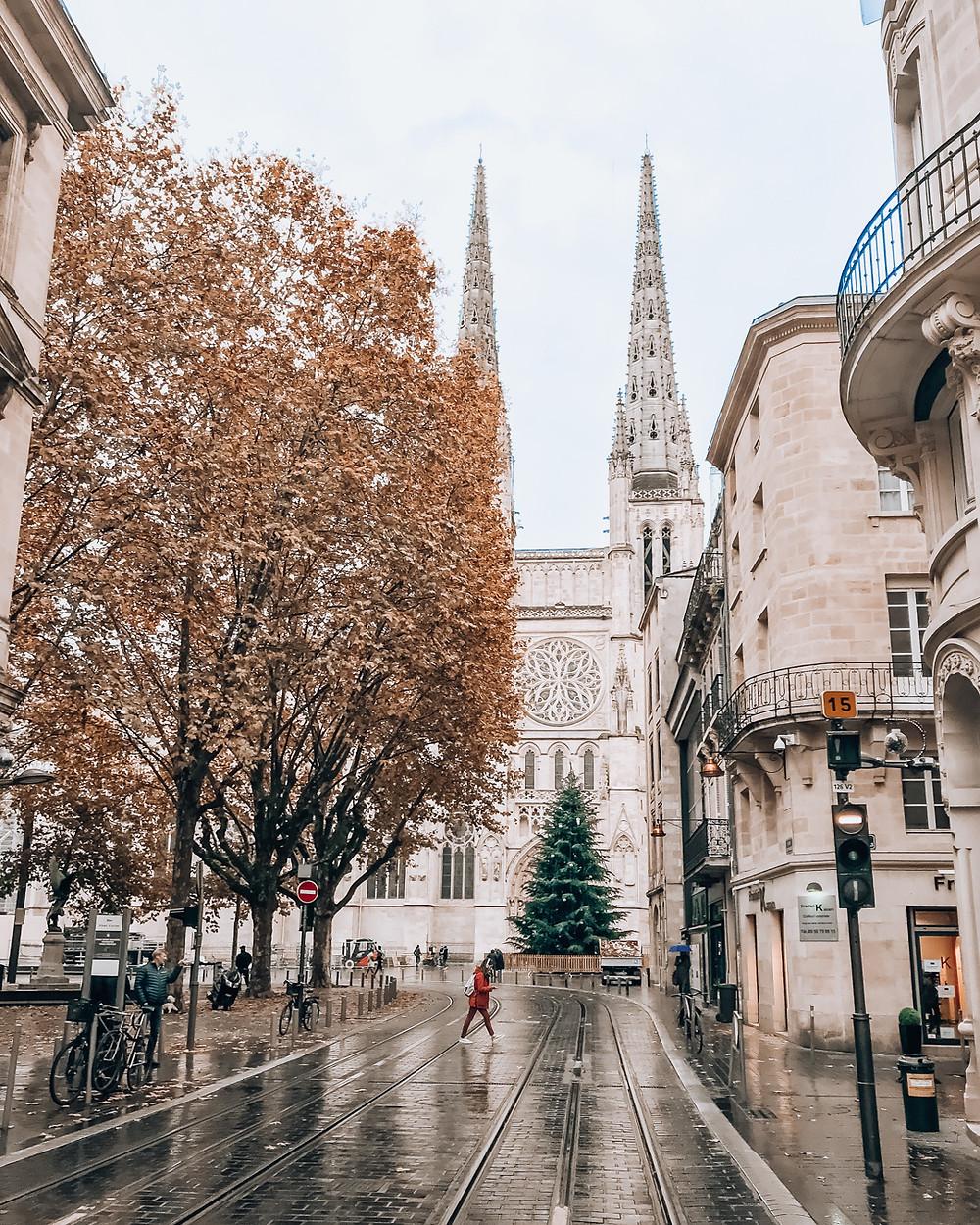 Cathedral Saint Andre Bordeaux France