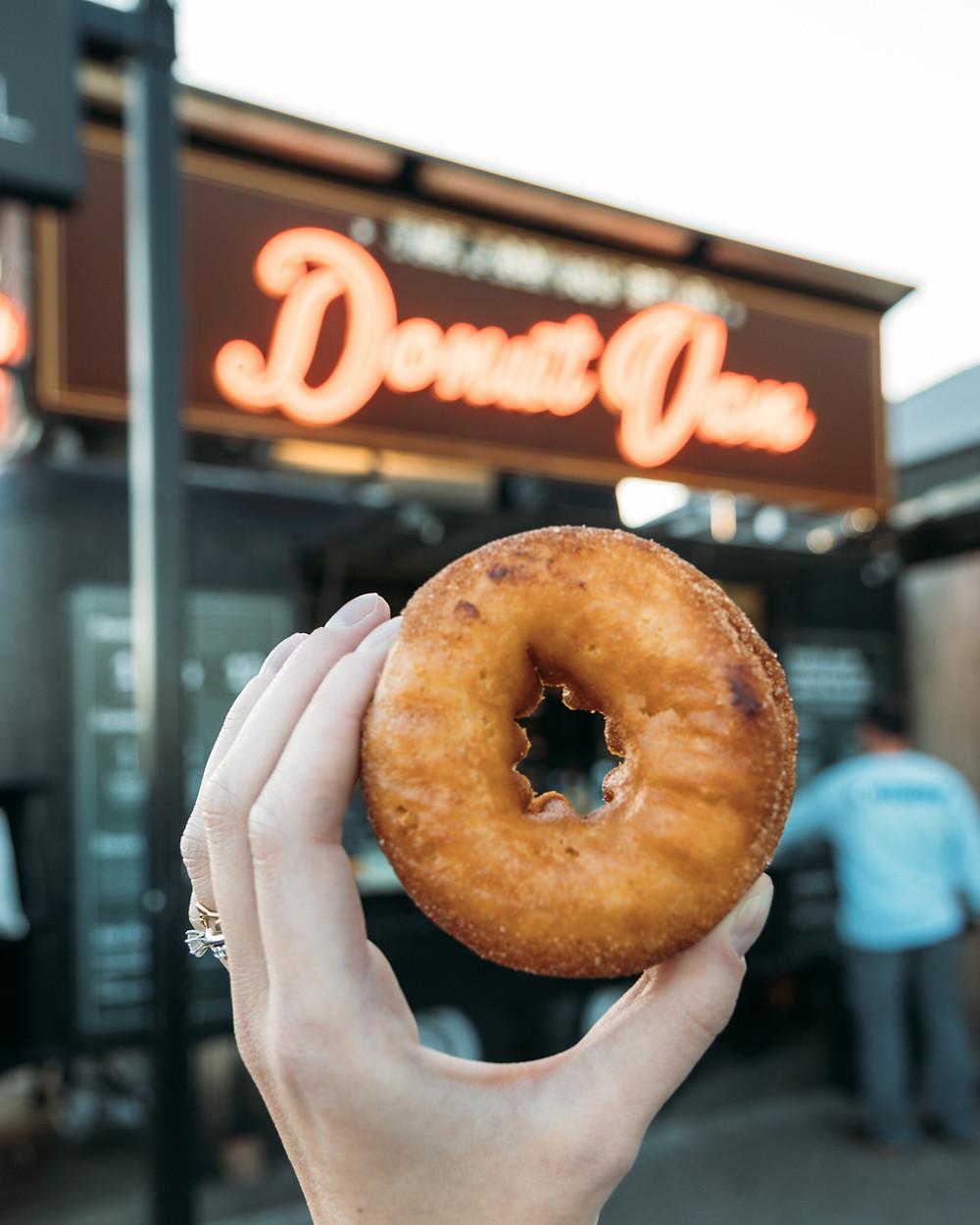 Berry Donut stop Australia