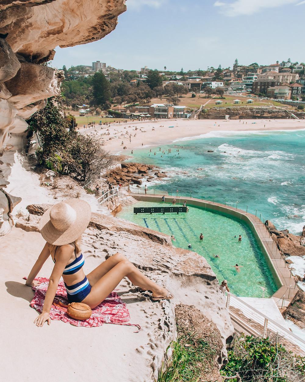 Bronte Beach, Sydney, Australia, Bondi to Coogee