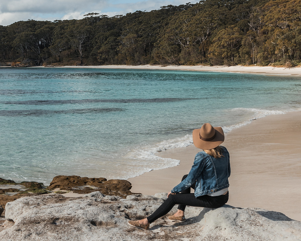 Murray's Beach at the Booderee National Park