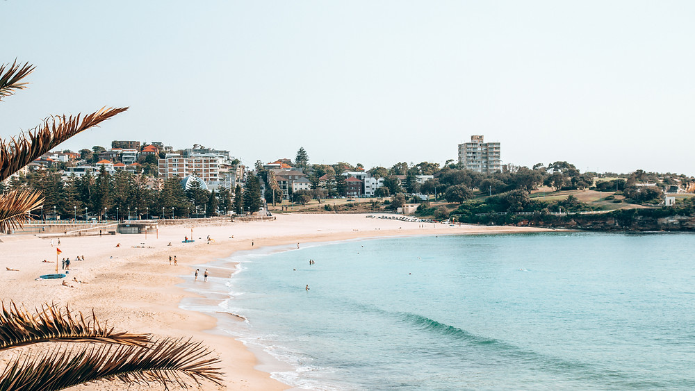 Coogee Beach Sydney Australia