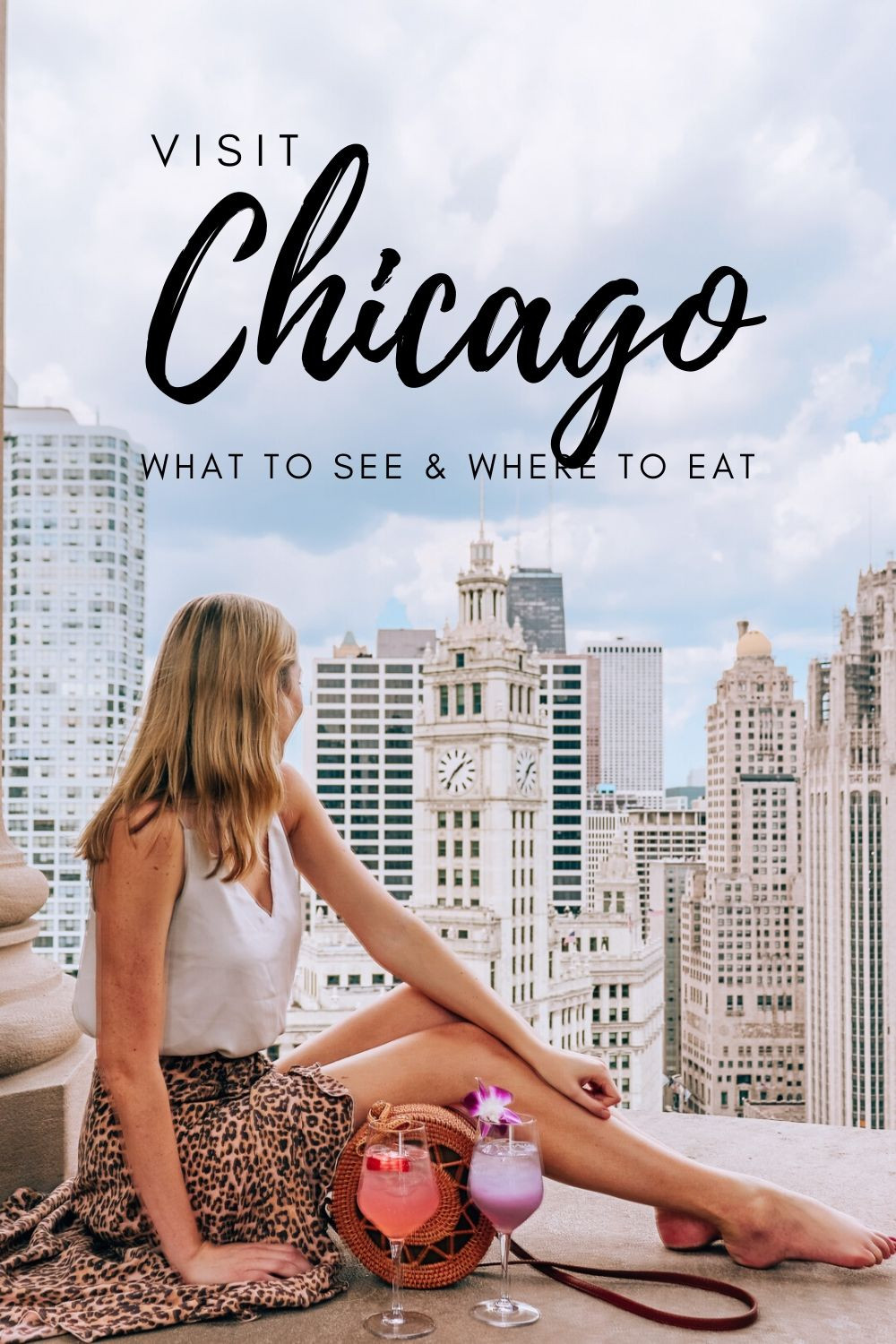 Visit Chicago: What to see and where to eat!