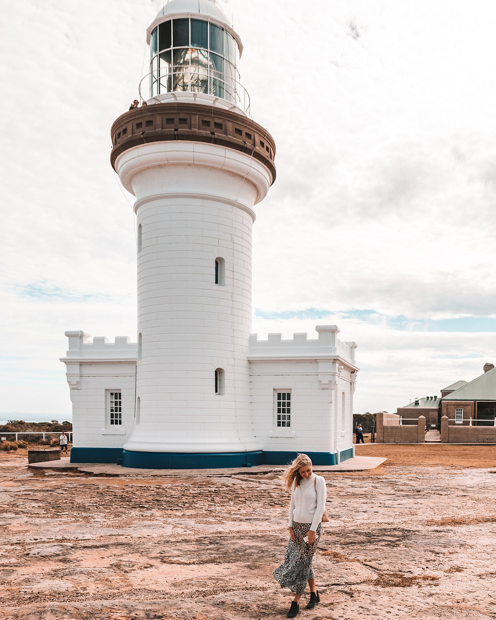 The Lighthouse at Beecroft National Park