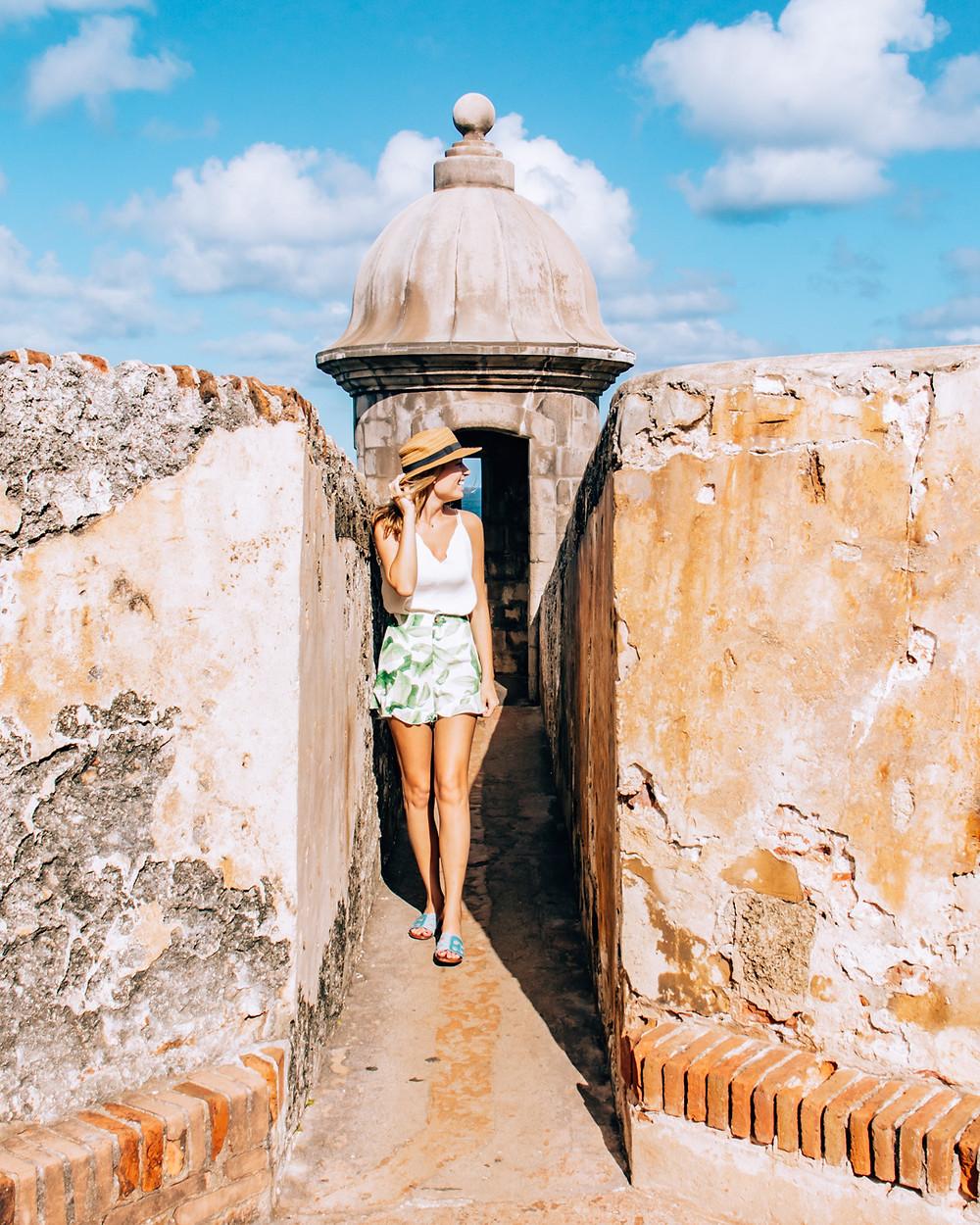 San Juan Puerto Rico El Morro