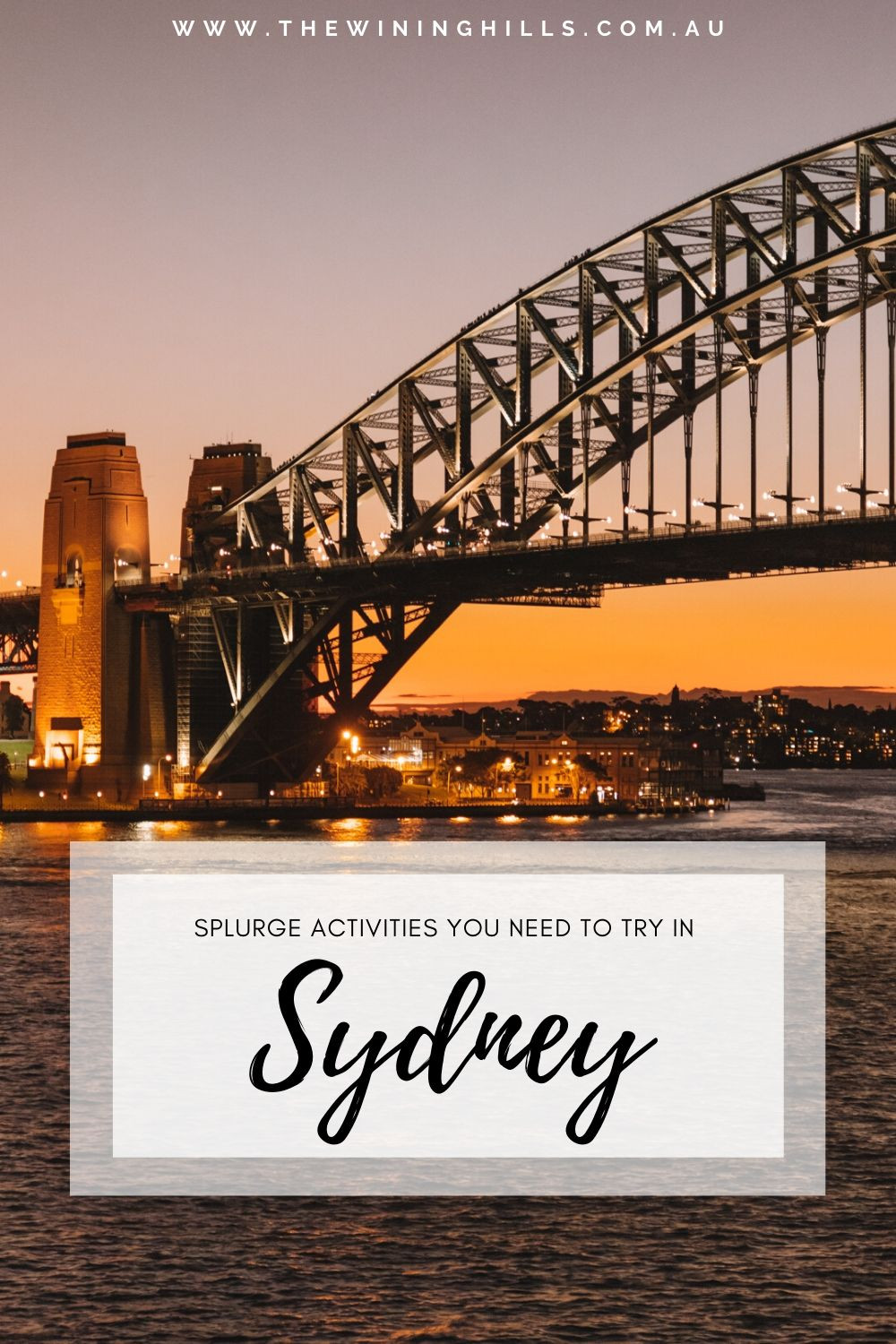 Best Splurge activities in Sydney like helicopters, sea planes, and private yachts!