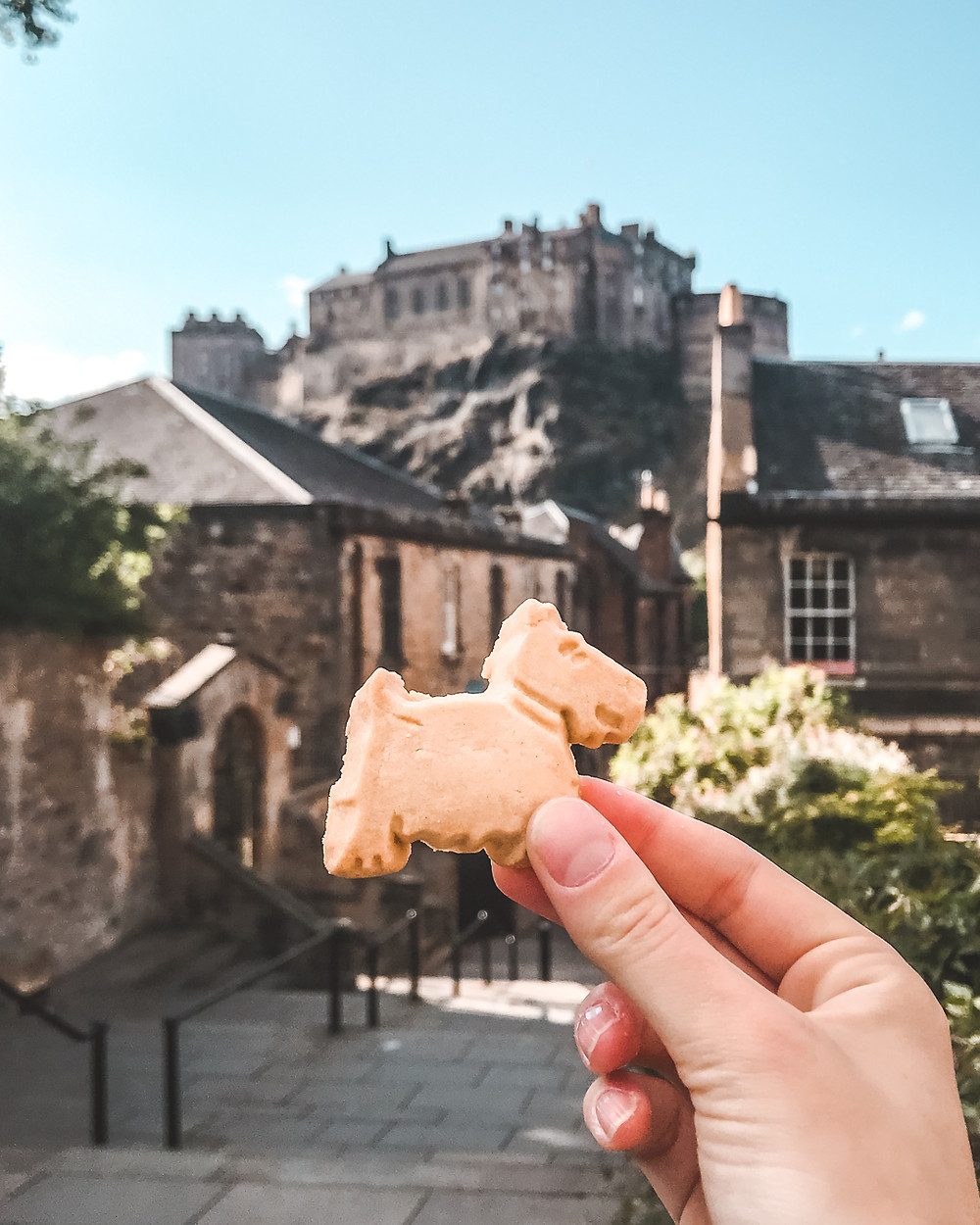 Edinburgh scotland shortbread