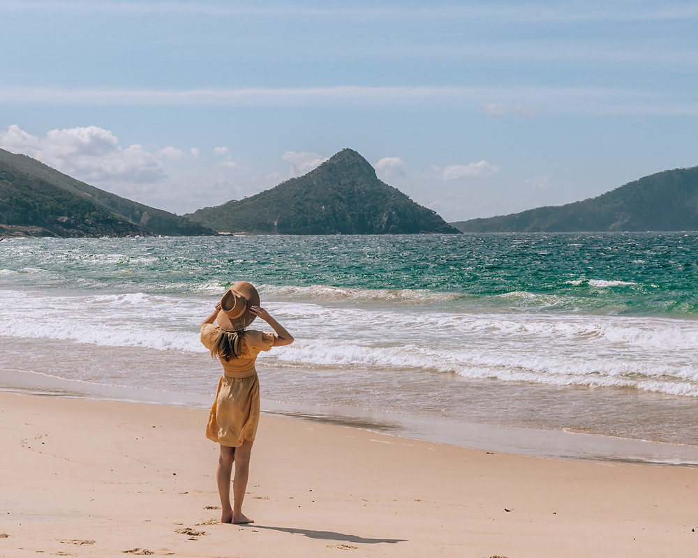 Stay at the Clyde tiny home in Eagleton, NSW with Riparide and explore all the beauty of Port Stephens like Zenith Beach, Mount Tomaree, and Fingal Split!