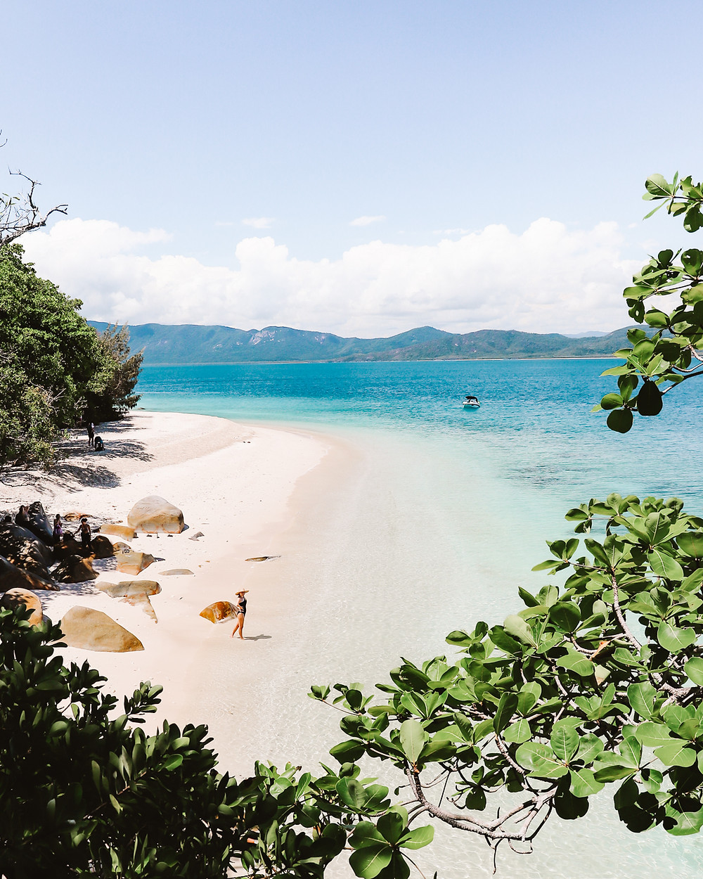 Visit Tropical North Queensland to see places like Port Douglas, Cairns, Palm Cove, Atherton Tableland, Millaa Millaa Falls and many more!