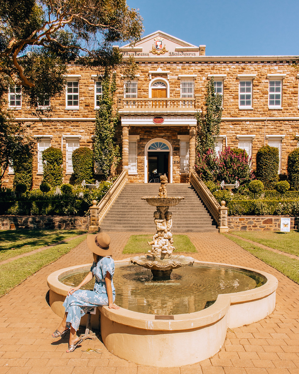 Chateau  Yaldara South Australia Barossa Valley