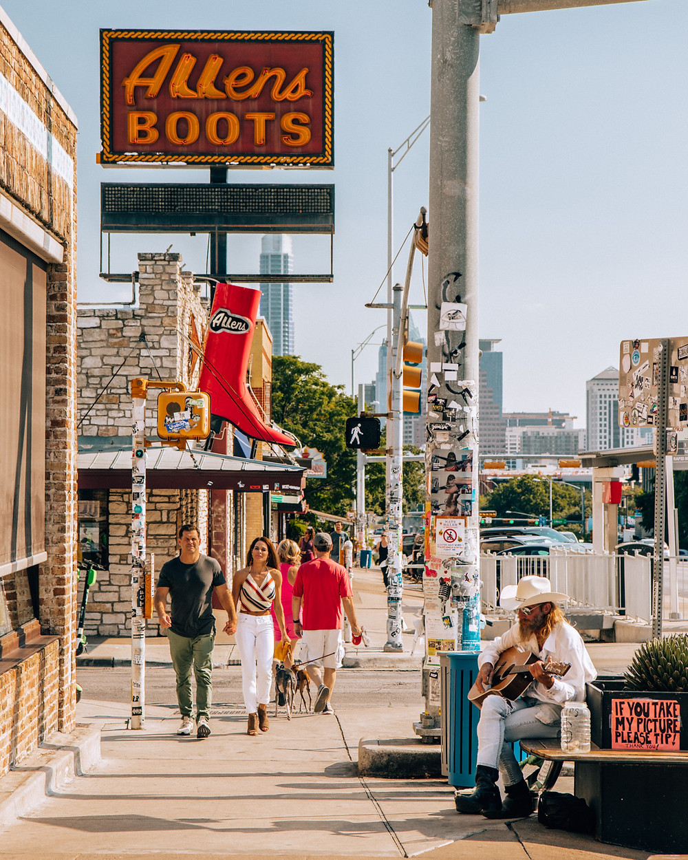 South Congress Austin Texas
