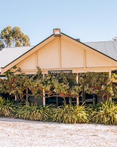 Shut the gate winery South Australia