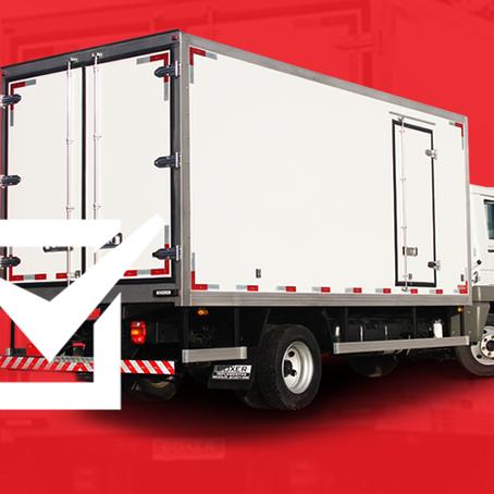 Como escolher um caminhão para transporte frigorífico?