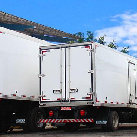 Conheça os tipos de caminhões e suas capacidades de carga