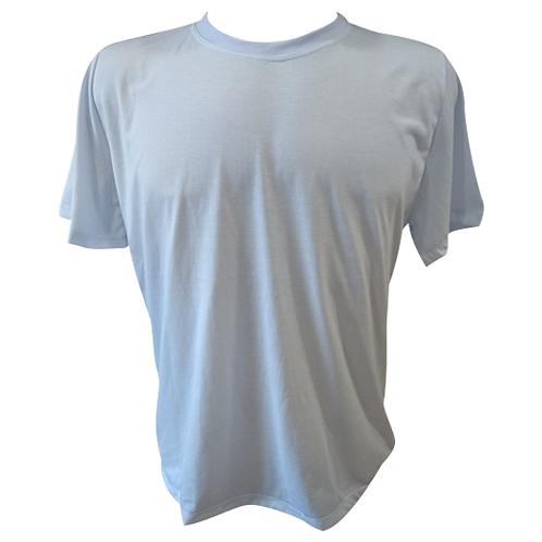 Camiseta Branca Lisa Ant Pilling sublimática