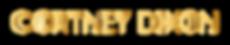 Cortney Dixon logo no background for web