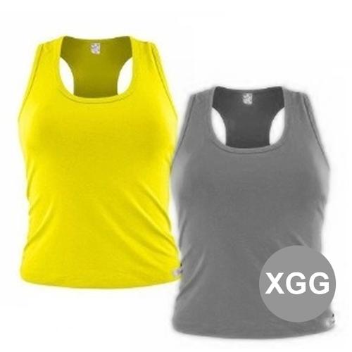 a854f4bcc5 Regata feminina nadador XG colorida