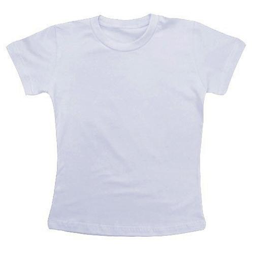 Camiseta Branca Infantil Ant pilling