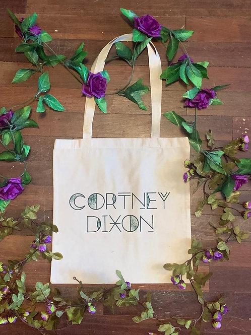 Cortney Dixon Tote Bag