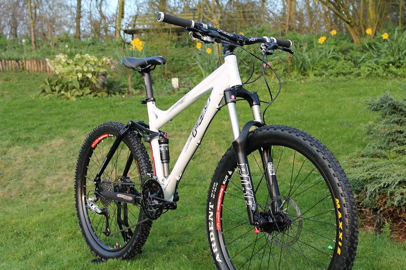 Felt Compulsion Full Suspension Mountain Bike PIKE / XTR / X9 / FOX