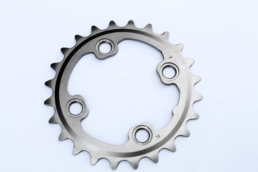 Shimano Deore XT chainring AM 64mm BCD 24T