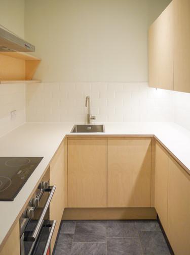 Royal Park Terrace Kitchen