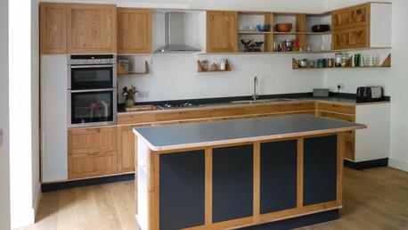 Hamilton Terrace Kitchen