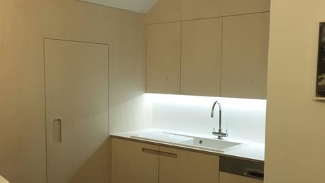 Lee Crescent Kitchen