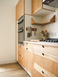 Elm kitchen from right