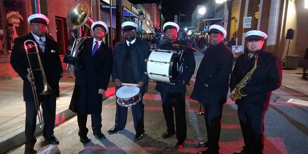 Sabor! Brass Band Live @ Eddie's Attic!!!