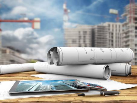 Planung für Umbau oder Neubau