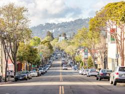 Destination: College Ave, Oakland Ca