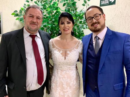 Casamento Leslie e Ricardo