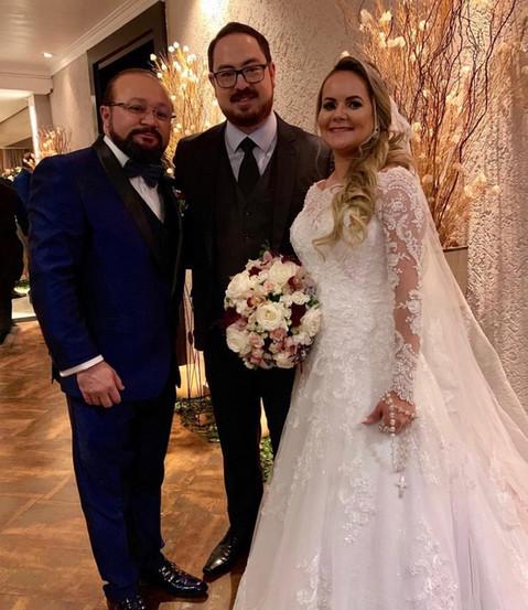Casamento Cilene e Antonio