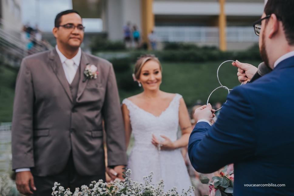 Casamento Nova e Allan