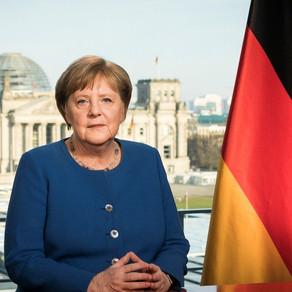 Merkel: una apelación a la razón y a la solidaridad