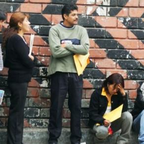 Desempleo, pobreza y migración