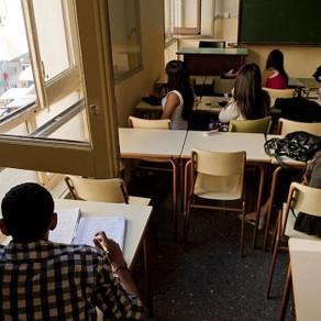 Los intersticios escolares. Juventud, biorresistencia y educación